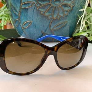 Authentic Ralph Lauren 8144 sunglasses. Beautiful!